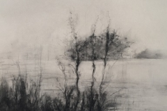 Scenery 1, 2018  (50 x 65 cm)
