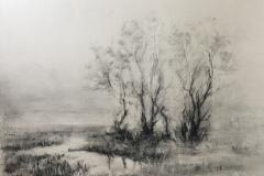 Scenery 2, 2018 (50 x 65 cm)