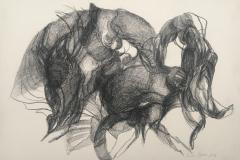Blackwinged night II, 2108 (31 x 41 cm)